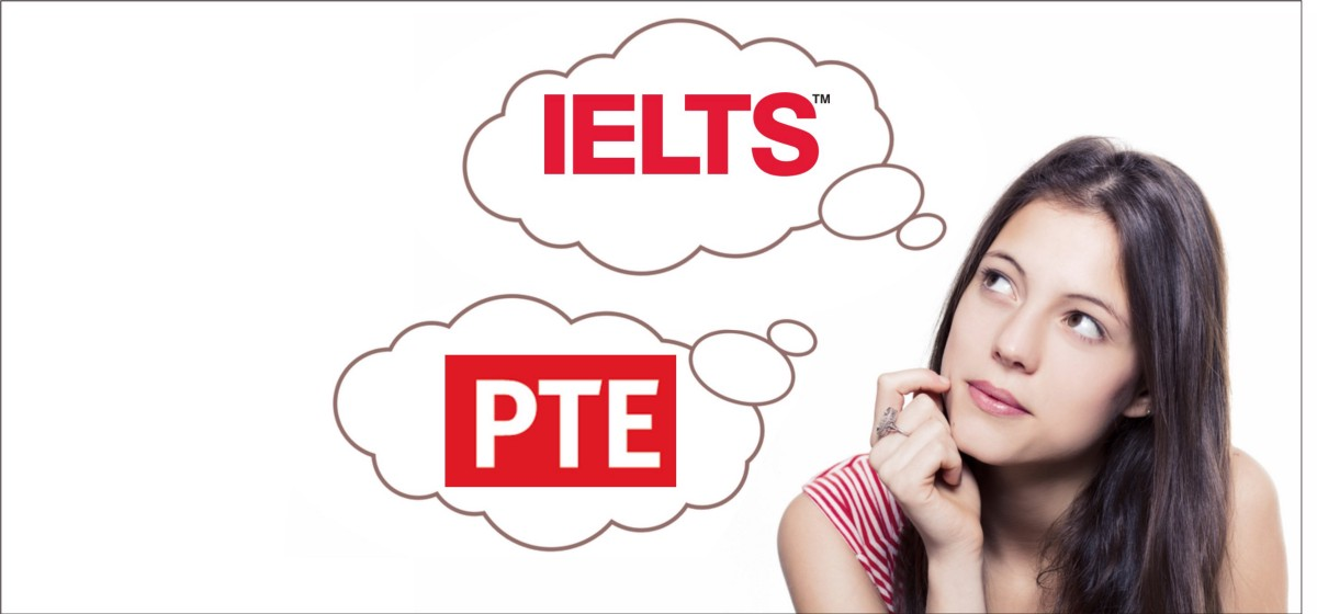 Ielts and PTE