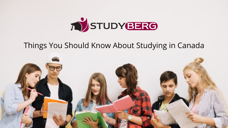 Things You Should Know About Studying in Canada