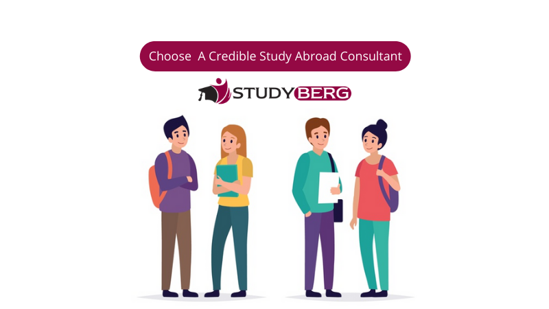 Best Ways to Choose A Credible Study Abroad Consultant in Delhi