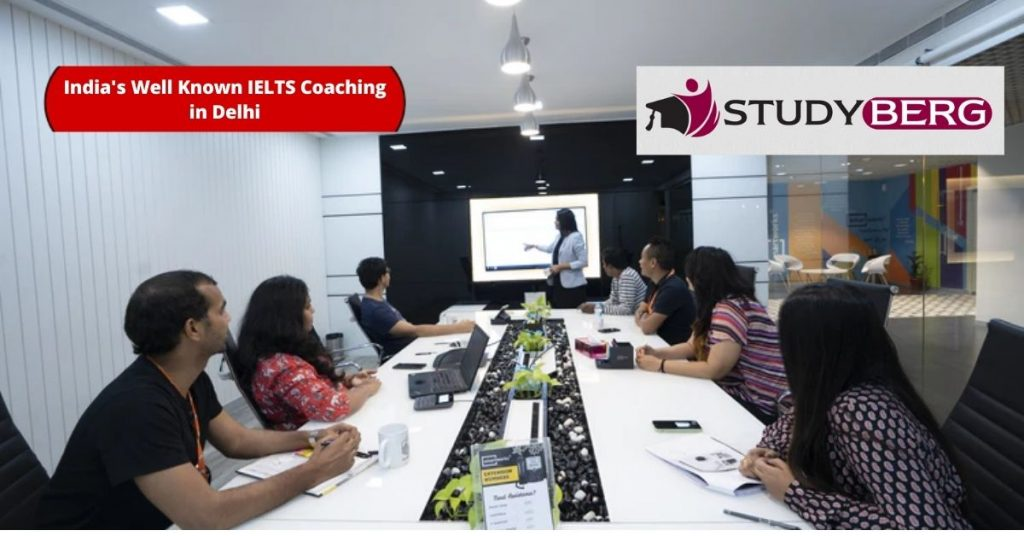 India's Well known IELTS Coaching in Delhi
