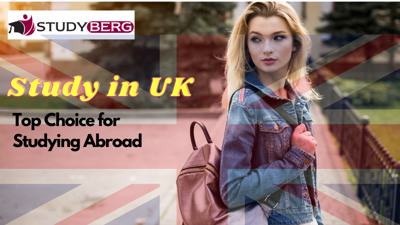 Study in Uk with Studyberg